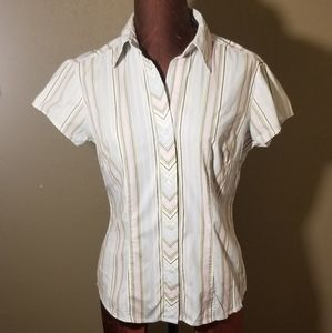 3for$20 - striped multi blouse